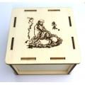 Čajový box na hnízdo tuocha Arhat Lohan