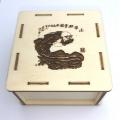 Čajový box na hnízdo tuocha Daruma Spirit