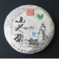 Sheng puer koláč Meng Ku 2010 Shu Dai Zi TS 200g vzorek 40g