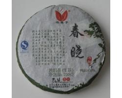 Sheng puer koláč Bulang 2011 Shu Dai Zi TS 200g