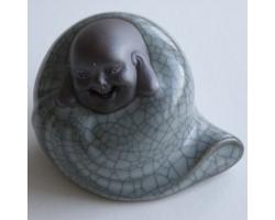 Čajová figurka Pu-taj 03