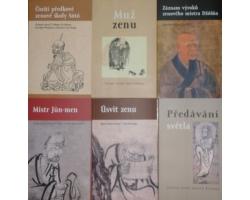 Komplet původních zenových textů 7 knih přímo od překladatele