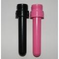 Čajový filtr na PET láhev černý a růžový 10ks