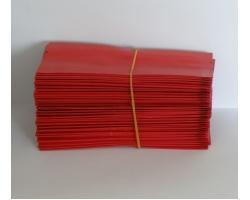 Čajový sáček malý červený 5,5x12,5cm 100ks