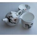 Čínský porcelánový set Jingdezhen